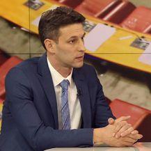Gost Dnevnika Nove TV čelnik Mosta Božo Petrov (Foto: Dnevnik.hr) - 3