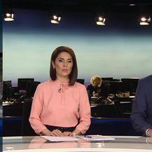Katarina Jusić uživo iz Rijeke (Video: Dnevnik Nove TV)