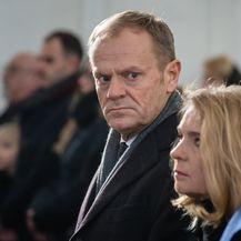 Sprovod Pawela Adamowicza (Foto: AFP)