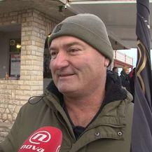 Sudionik akcije Maslenica Duško Zubčić (Foto: Dnevnik.hr)