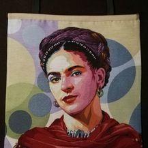 Torbica Bookica sa slikom Fride Kahlo