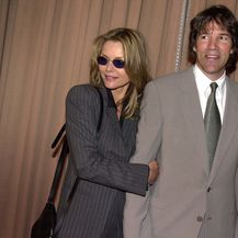 Michelle Pfeiffer i David E. Kelley (Foto: AFP)