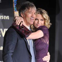 Michelle Pfeiffer i David E. Kelley (Foto: AFP)