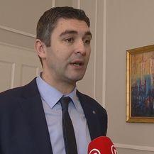 Gradonačelnik Dubrovnika Mato Franković (Foto: Dnevnik Nove TV) - 3