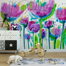 Tapete akademske slikarice Mirne Sišul - 6