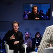 Svjetski gospodarski formu u Davosu (Foto: AFP)