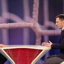 Ivica Obrvan u Dnevniku Nove TV nakon pobjede nad Francuskom