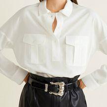 Bijela košulja idealna je za sve prigode
