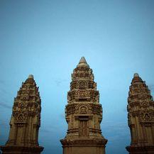 Kambodža, hramovi (Foto: Fredrik von Erichsen/DPA/PIXSELL)