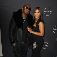 Toni Braxton i Birdman (Foto: John Nacion/Press Association/PIXSELL)