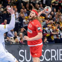 Ludovic Fabregas i Mikkel Hansen (Foto: Axel Heimken/DPA/PIXSELL)