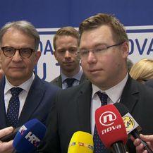 Ministar rada i mirovinskog sustava Marko Pavić (Foto: Dnevnik.hr)