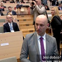 Afera s lažnim fotografijama (Video: Dnevnik Nove TV)