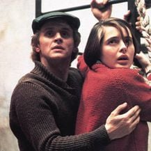 U Isabellu Rossellini zaljubio se na snimanju filma White Nights