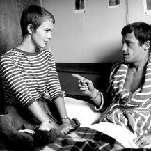 Američka glumica Jean Seberg u francuskom klasiku
