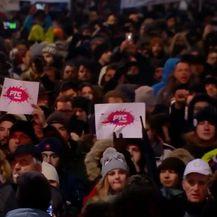 Prosvjed protiv Vučića, Ilustracija (Foto: Dnevnik.hr) - 2