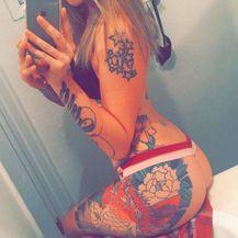 Tetovirane ljepotice (Foto: thechive.com) - 18