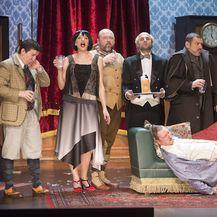 Raspad sistema (Foto: Kazalište Kerempuh)