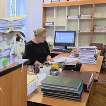 Službenica u pravosuđu (Foto: Dnevnik.hr)