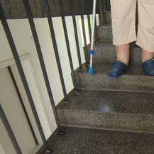 Spuštanje po stepenicama/Ilustracija (Foto: Dnevnik.hr)