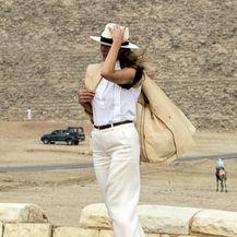 Melania Trump u Egiptu