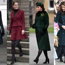Catherine Middleton u istim cipelama 2019. te u tri prilike 2018. godine