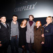 Denis Bosak, Andrej Dojkic, Matija Prskalo, Karlo Mrksa, Ksenija Pajic i Ljiljana Bogojevic (Foto: John Pavlish)
