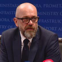 Predsjednik Uprave Hrvatskih cesta Josip Škorić (Foto: Vijesti u 14)