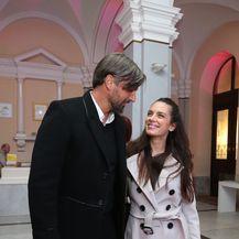 Goran i Nives Ivanišević (Foto: Matija Habljak/PIXSELL)