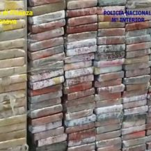 Policija zaplijenila kokain u Italiji (Screenshot: gdf.gov.it) - 2