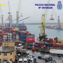 Policija zaplijenila kokain u Italiji (Screenshot: gdf.gov.it) - 3