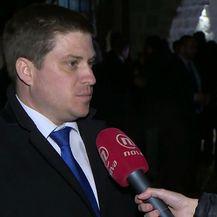 Ministar pomorstva, prometa i infrastrukture Oleg Butković (Foto: Dnevnik.hr)