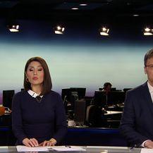 Sabina Tandara Knezović razgovara s ministrom Olegom Butković (Video: Dnevnik Nove TV)