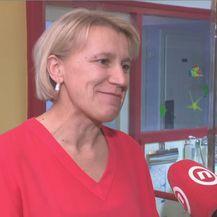 Helena Buhinj, učiteljica koja je pokrenula reakciju za sisačku bolnicu