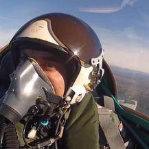 Vojni pilot, ilustracija