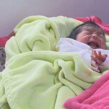 Marina, prvo dijete rođeno u 2020. u Međimurskoj županiji - 2