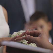 Vjenčanje, ilustracija