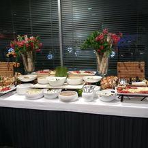 Hrana u stožeru Kolinde Grabar-Kitarović