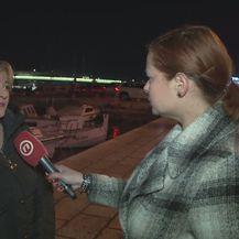 Irena Dragić (SDP), zadarska gradska vijećnica, i Sanja Jurišić