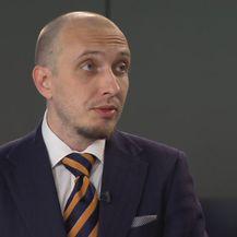 Profesor Branimir Vidmarević u Dnevniku Nove TV o sukobu Irana i SAD-a - 5