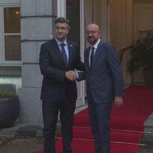 Vjekoslav Đaić razgovarao je o predsjedanju Europskim Vijećem s ministrom Radmanom - 10