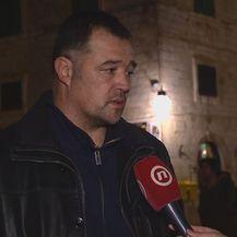 Marin Mandić, djelatnik HE Dubrovnik