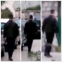 Navodni napadač u Splitu