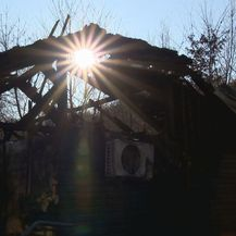 Izgorjeli starački dom u Andraševcu - 1