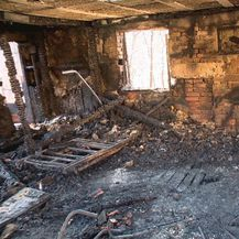 Izgorjeli starački dom u Andraševcu - 2