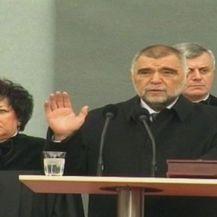 Inauguracija Stjepana Mesića