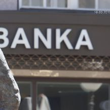 Banka, ilustracija