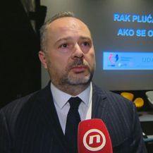 Gzim Redžepi, predsjednik Zaklade Hrvatska kuća disanja