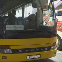 Autobusni kolodvor, ilustracija - 1
