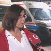 Dejana Martinić, specijalistica hitne medicine